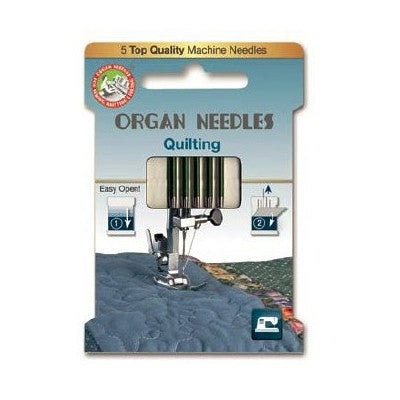 Quilting Domestic Sewing Machine Needles by Organ