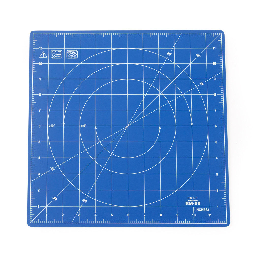 "Rotating Cutting Mat (12"" x 12"")"