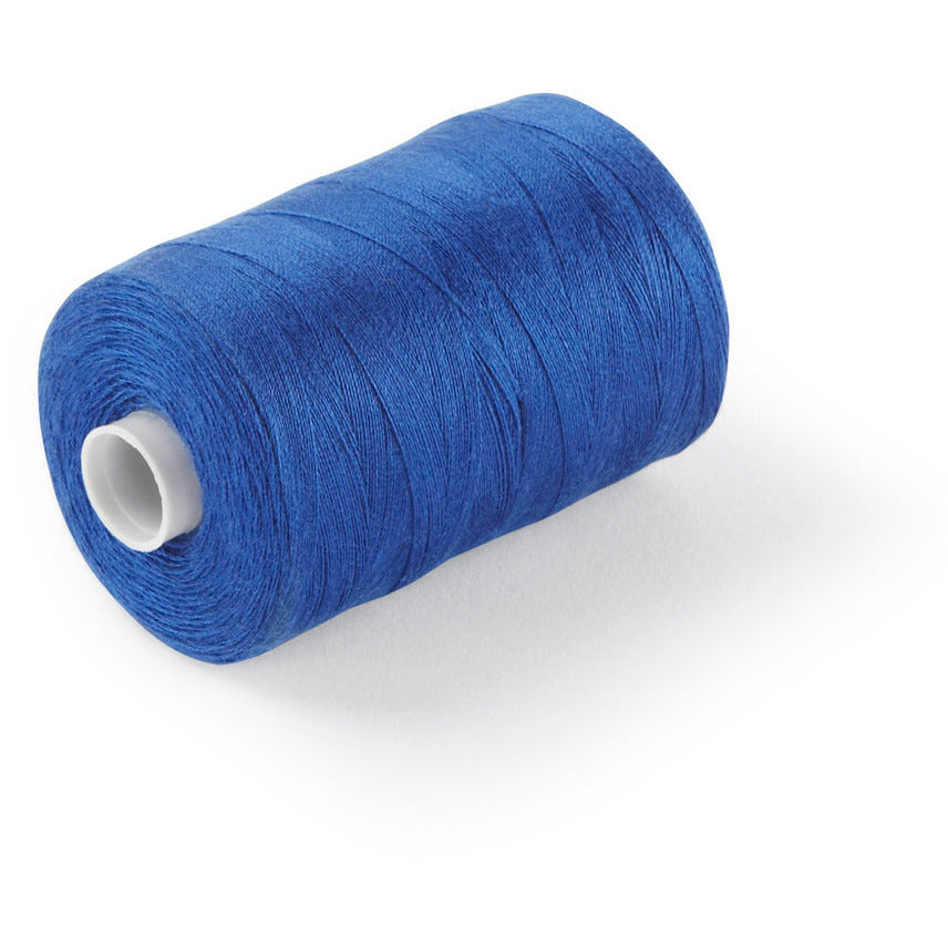 120's Spun Poly Thread Royal Blue