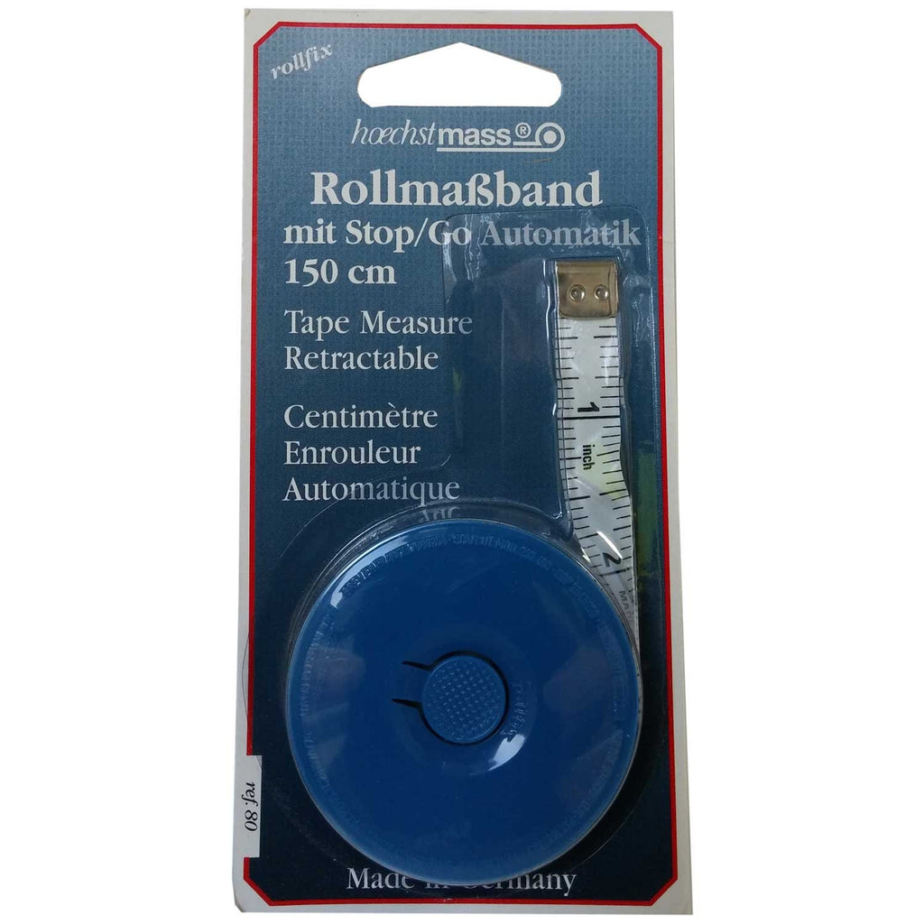 Retractable Tape Measure 150cm x 60""