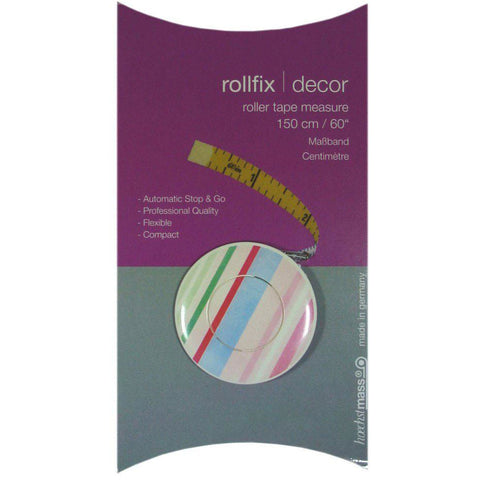 "60"" Pastel Print Retractable Tape Measure"