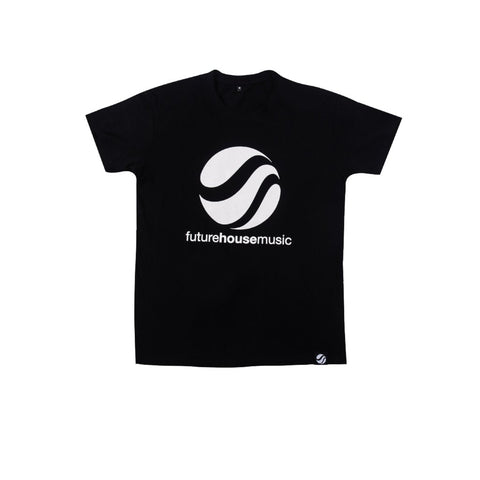 FHM T-Shirt Black [ 25% OFF ]