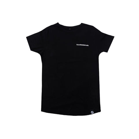 FHM Long T-Shirt Black