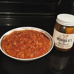Momma K's Turkey Chili