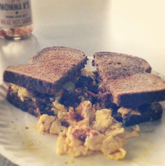 Momma K's Egg Sandwich