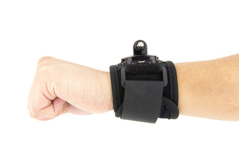 360 Degree Wrist Mount Cuff by 6Mega