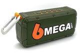 6Mega FRAG - Waterproof Bluetooth Speaker