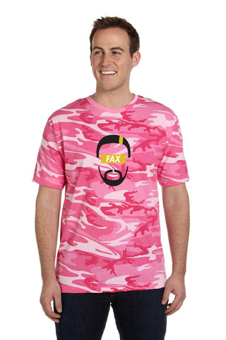 *LTD* Camo Face BCA Shirt