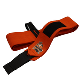 METAL Orange Wrist Wraps (IPF approved)