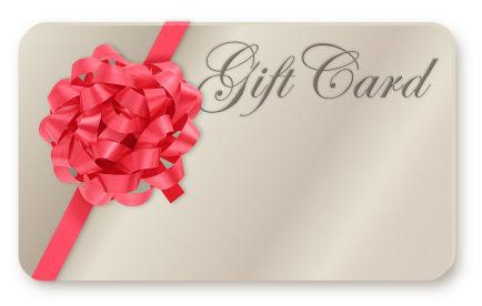 IRON GAME Gift Card