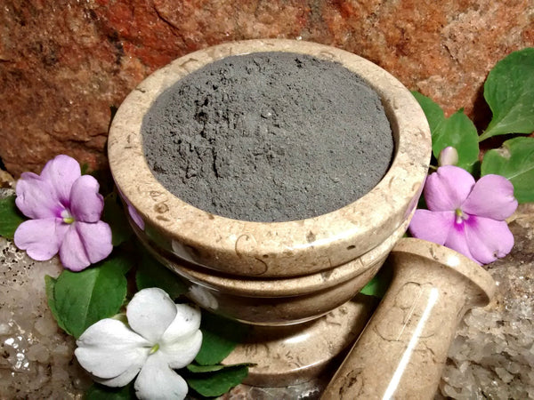Activated Charcoal Skin Detox, Probiotic, Organic, Medicinal, Facial Mask - Clearwater Cultures