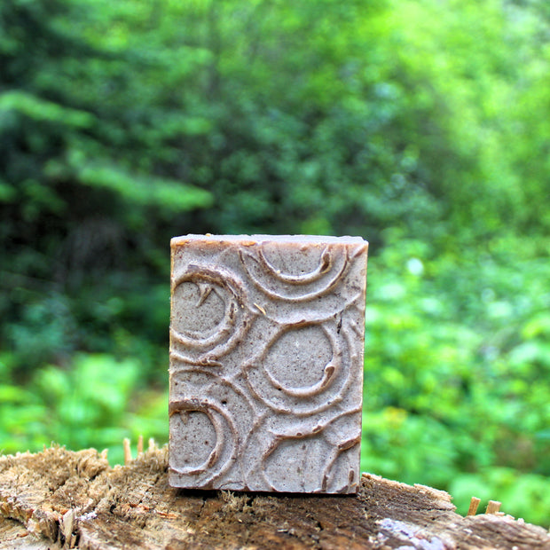 Henna (Brown) Shampoo Bar - Organic, Probiotic, & Medicinal