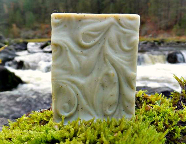 Misty Forest Soap - Organic, Probiotic, & Medicinal - Clearwater Cultures