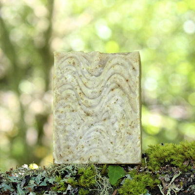 Oasis (Rosemary & Oats) Soap - Organic, Probiotic, Medicinal - Clearwater Cultures