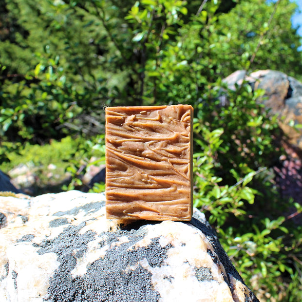Sanguine (Blood Builder) Soap - Organic, Probiotic, & Medicinal - Clearwater Cultures