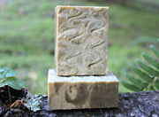 Vivacity Soap - Organic, Probiotic, & Medicinal (Marbled Soap with MSM) - Clearwater Cultures