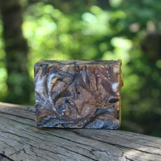 Chai Soap (Cinnamon & Spiced Chai) - Organic, Probiotic, & Medicinal - Clearwater Cultures