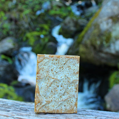 Turmeric Ginger Soap - Organic, Probiotic, & Medicinal - Clearwater Cultures