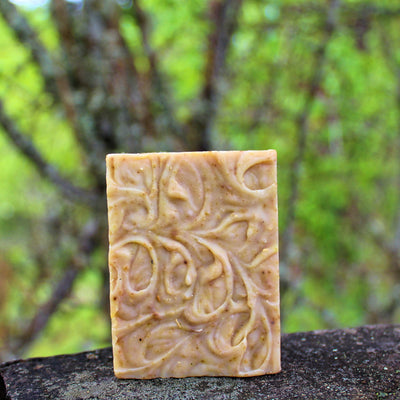 Wise Woman Soap - Organic, Probiotic, & Medicinal (Blessing of Balance) - Clearwater Cultures