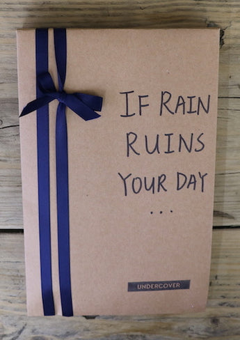 Buy this book if rain ruins your day
