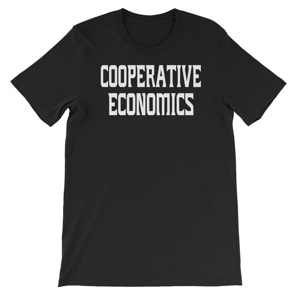 Cooperative Economics Short-Sleeve Unisex T-Shirt