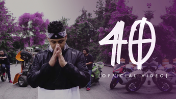 "Fireboy releases ""40"" his new Single + Video"