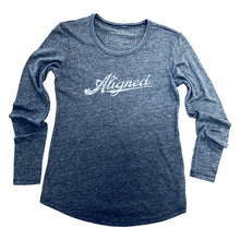 Aligned Long-Sleeved Super-Soft Yoga or Pilates Shirt-Ships Free Within US