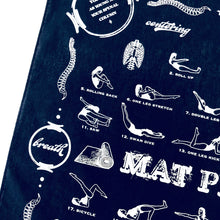 Mat Pilates Exercises on Pilates Gift Bandana