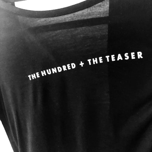 The Hundred and the Teaser Pilates Exercise Shirt