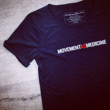 Movement As Medicine T-Shirt for Pilates and Physical Therapists