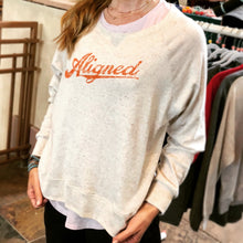 Aligned Long Sleeve Pilates Yoga Shirt