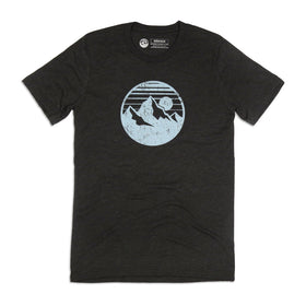 Distressed BW Icon Tee