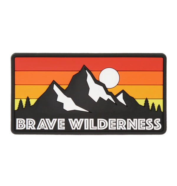 Brave Wilderness Logo Magnet