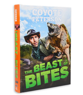 Coyote Peterson's 'The Beast Of Bites' - Autographed