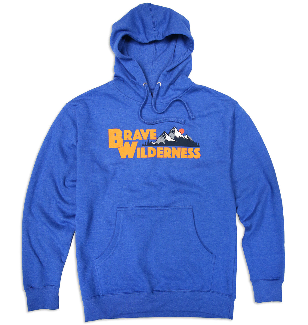 Brave Wilderness Classic Hooded Sweatshirt