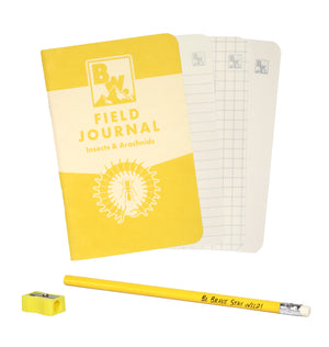 Brave Wilderness Field Journal