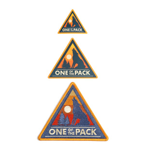 One of the Pack - Patch & Sticker Set