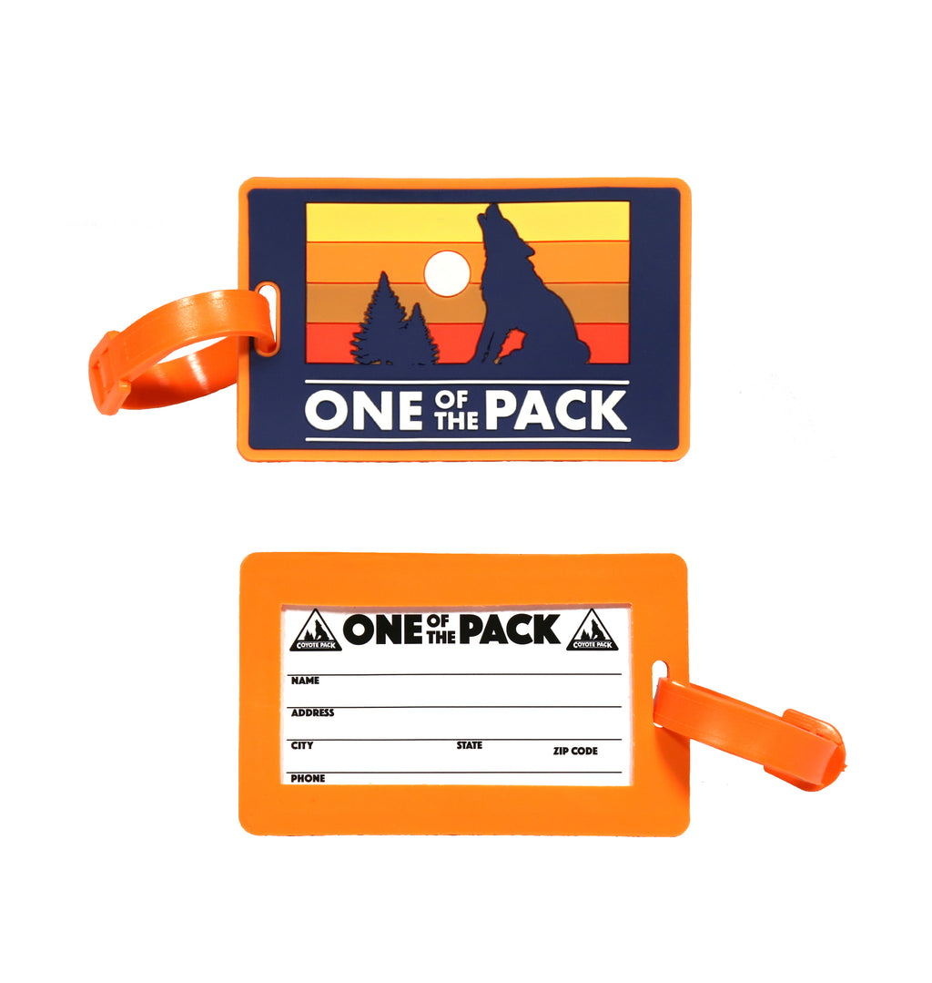 One of the Pack - Pack Tag