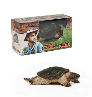 Common Snapping Turtle Figurine