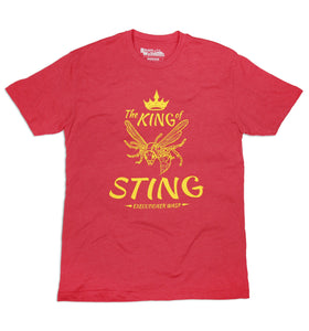 Coyote Peterson The King of Sting Tee