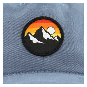 BW Icon Adjustable Dad Hat - Cool River