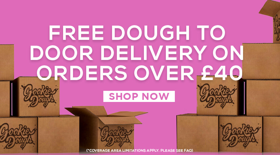 Free Gookie Dough Delivery