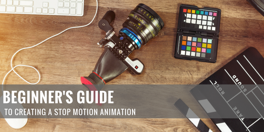 Beginner's Guide to Creating a Stop Motion Animation