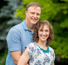 Aaron and Diane Johnson of SHOTBOX