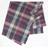 APRON IN MAUVE TARTAN-accessories-A Child Of The Jago