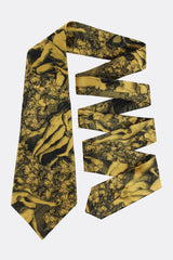 ARCADIA SILK TIE IN GOLD-accessories-A Child Of The Jago