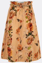 BONNY SKIRT IN FLORAL-womenswear-A Child Of The Jago