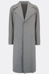 CAGNEY COAT IN GREY STRIPE-menswear-A Child Of The Jago