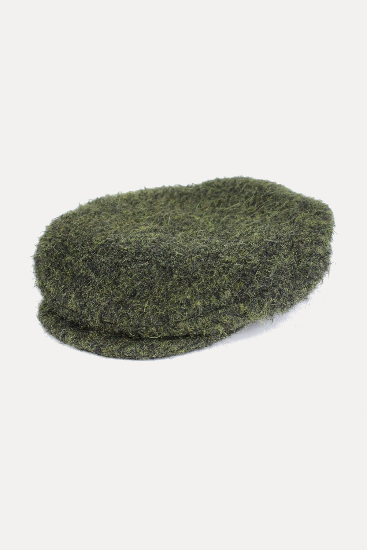 CHEESE CUTTER - MOSS GREEN-hats-A Child Of The Jago