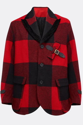 CLERKENWELL JACKET PLAID-menswear-A Child Of The Jago